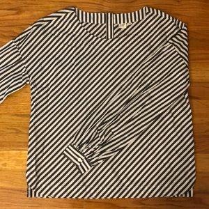 Gap Striped Blouse